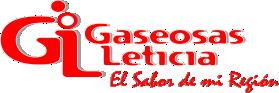 logo gaseosa leticia grande b