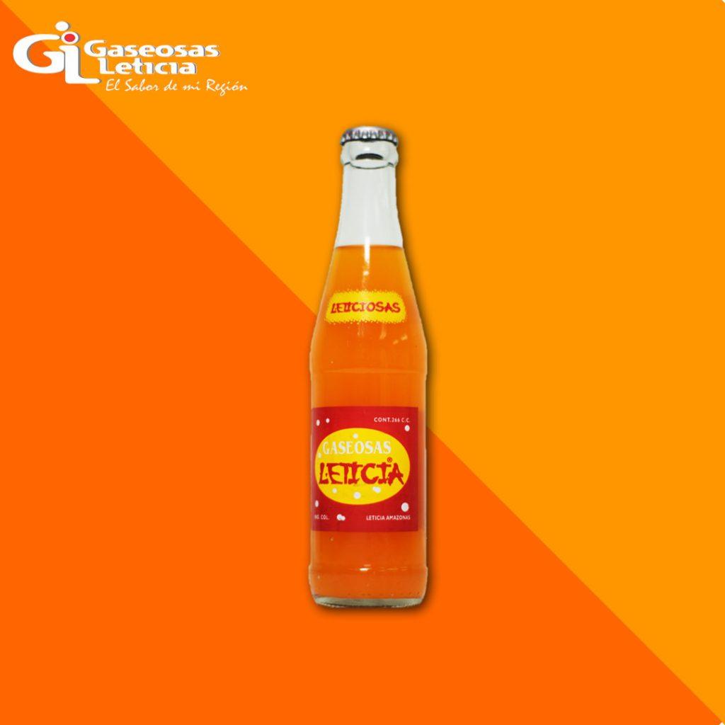 Naranja Leticia Original
